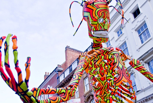 Presentation – Puppetry in Carnival