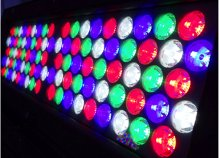 Colour and the use of LED lighting