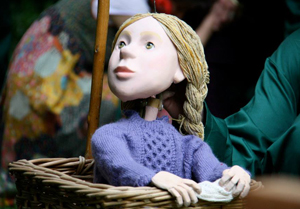 The Stolen Heart – puppetry performance by The Royal Welsh College of Music & Drama