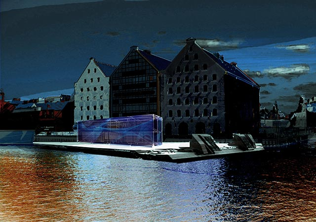 Katarzyna Zawistowska & Martyna Groth - Theatre on the Barge - The Possible City